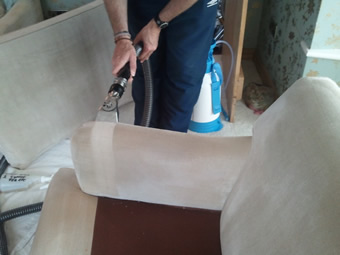 Upholstery Cleaning Milton Keynes | A Brighter Home | 01908 803994