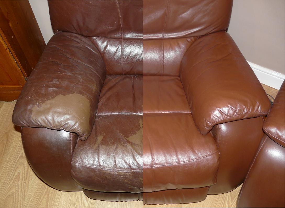 Leather Restoration Service By The Experts A Brighter Home