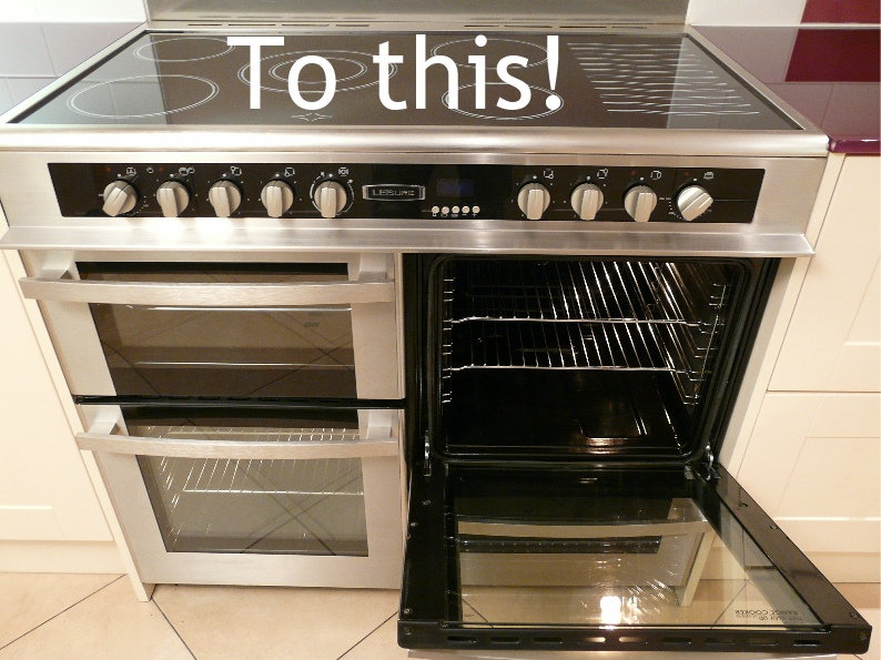 Professional Oven Cleaning A Brighter Home 0845 658 8276
