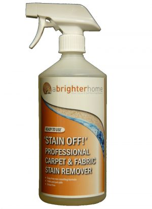 750ml Stain Off Carpet Upholstery Stain Remover Front